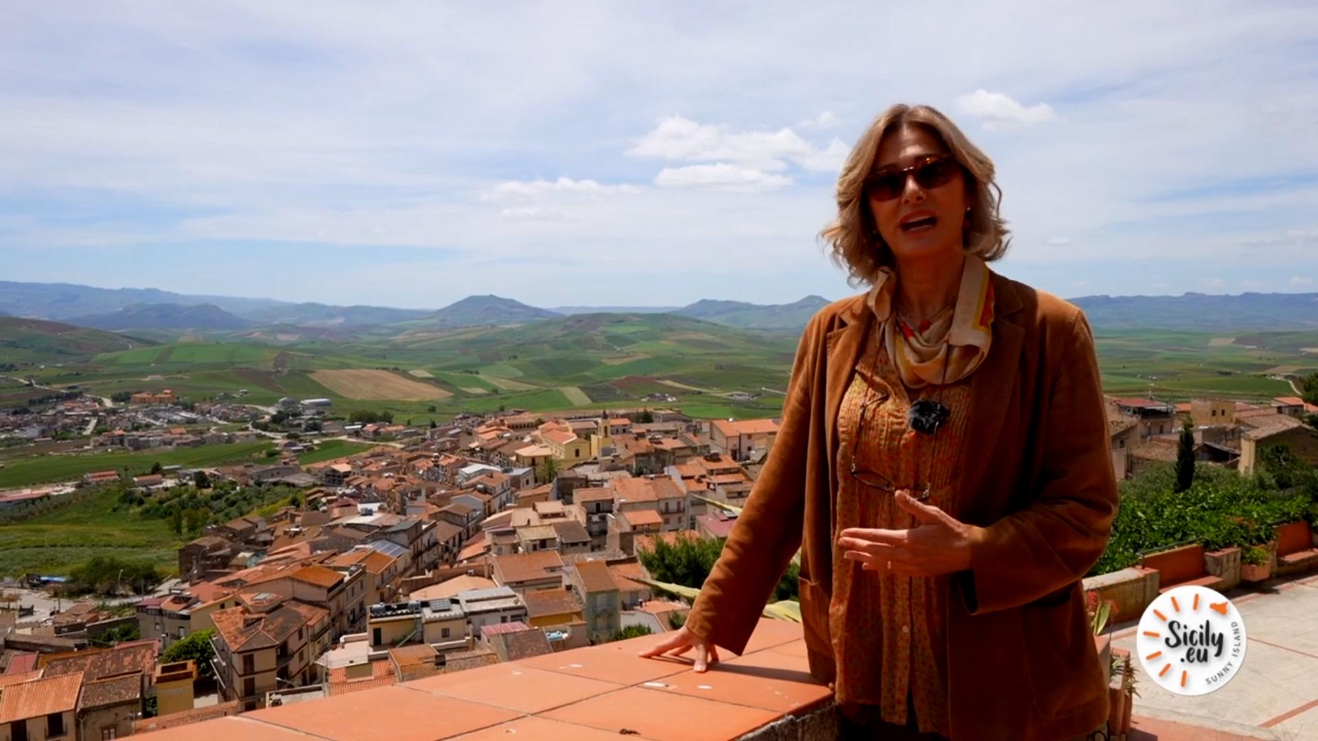 Francesca Donato racconta la Sicilia: Camporeale